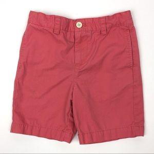 Vineyard Vines Nantucket Red Chino Shorts 4T